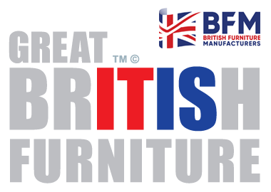 Great British Furniture Sticky Logo